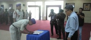 Dimas Sulung Susilo Pimpin Menwa Universitas Lambung Mangkurat, Usai Gantikan Orang ini